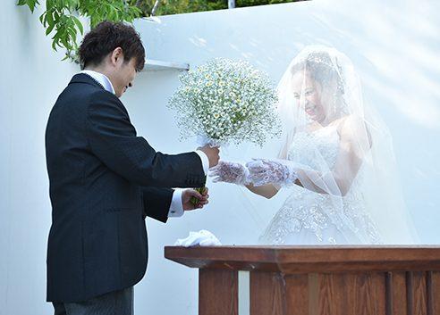 「淳裕様 亜理沙様」の新郎新婦の声イメージ画像_01_01