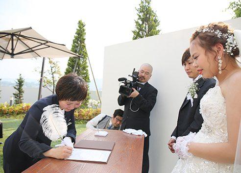 「淳裕様 亜理沙様」の新郎新婦の声イメージ画像_06_02