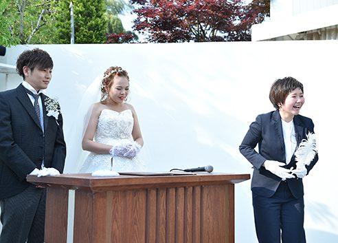 「淳裕様 亜理沙様」の新郎新婦の声イメージ画像_06_01