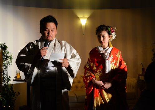 「慎太郎様 香桜里様」の新郎新婦の声イメージ画像_04_01