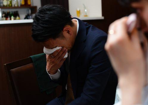 「慎太郎様 香桜里様」の新郎新婦の声イメージ画像_04_02