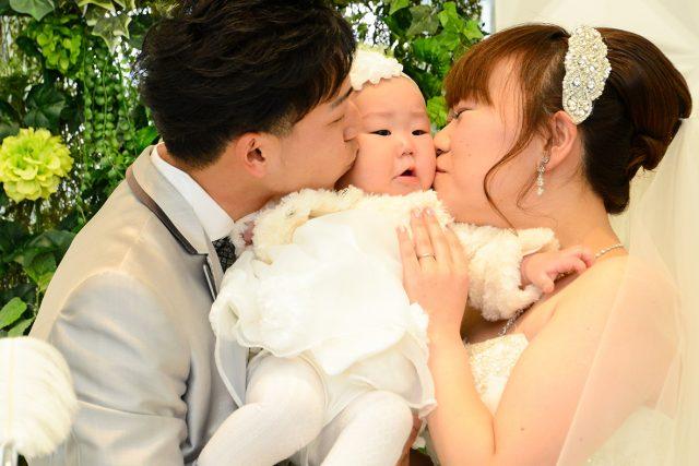 「【お子様と一緒に、パパママ婚向け相談会】」ブライダルフェアの画像_2