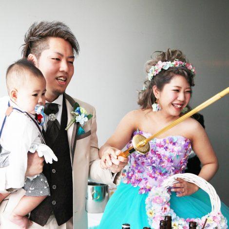 「【お子様と一緒に、パパママ婚向け相談会】」ブライダルフェアの画像_3