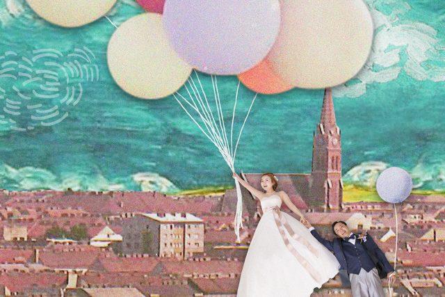 「お盆期間限定(8/8~8/16)【安全対策徹底中】予算も準備もお2人の負担最小限!億劫な結婚式への意識が変わるフェア☆」ブライダルフェアの画像_1
